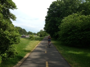 Potomac River Bike Path