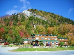 Inn at Long Trail with Deer Leap Mountain in the background