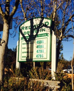Gas in Boonville, CA