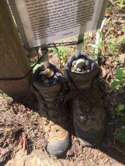 FD 4C James' boots