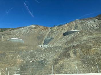 cam 2b landslide frontal
