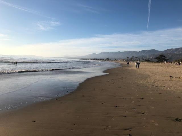 Getaway 2 on the beach at Carp